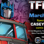 Transformers Artist Casey Coller to attend TFcon Orlando 2020