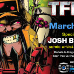 Transformers Artist Josh Burcham to attend TFcon Orlando 2020