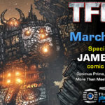 Transformers Artist James Raiz to attend TFcon Orlando 2020