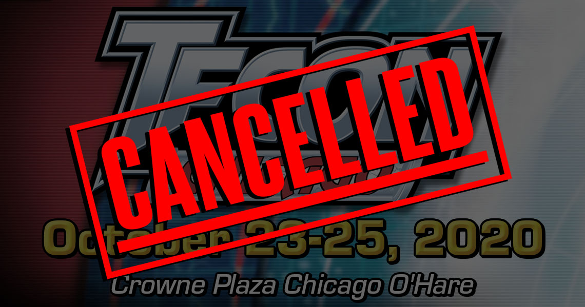 TFcon Chicago 2020 has been cancelled