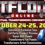 TFcon Online the Virtual Transformers Convention – October 24-25