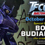 Transformers creator Bob Budiansky to attend TFcon Baltimore 2021
