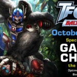 Transformers Voice Actor Garry Chalk to attend TFcon Baltimore 2021