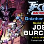 Transformers Artist Josh Burcham to attend TFcon Baltimore 2021