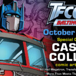 Transformers Artist Casey Coller to attend TFcon Baltimore 2021