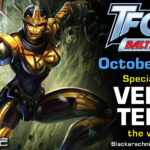 Transformers voice actor Venus Terzo to attend TFcon Baltimore 2021