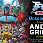 Transformers Artist Andrew Griffith to attend TFcon Baltimore 2021